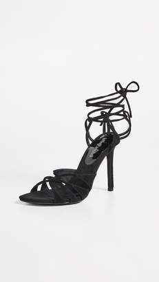Jeffrey Campbell Numerical Strappy Sandals
