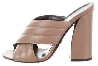 Gucci 2016 Webby Slide Sandals