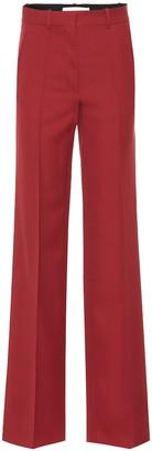 Victoria Beckham Wool wide-leg pants