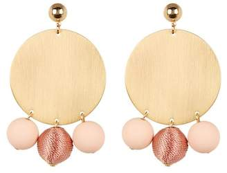 Rebecca Minkoff Disco Ball Statement Earrings