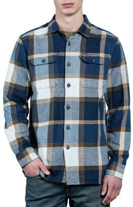 Volcom Heavy Daze Long-Sleeve Shirt - Men's