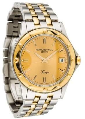 Raymond Weil Tango Two-Tone Watch