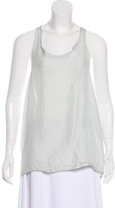 Faith Connexion Sleeveless Silk Top