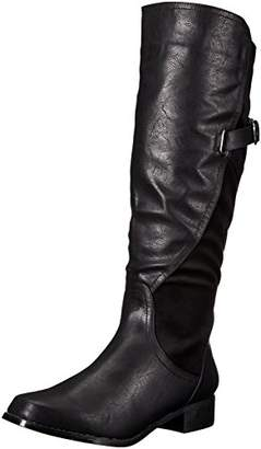 Annie Shoes Women's Noreen Wide Calf Riding Boot $26.50 thestylecure.com