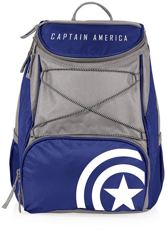 Picnic Time Captain America - Ptx Cooler Backpack