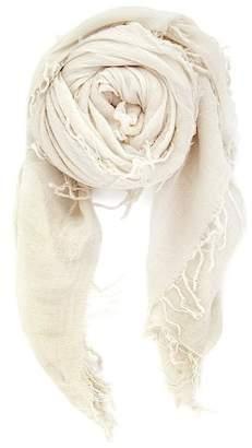 "Chan Luu Women's Combo Cashmere Silk Scarf 62""x 58"" in"