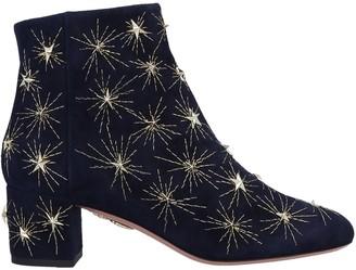 Aquazzura Ankle boots - Item 11552588IS