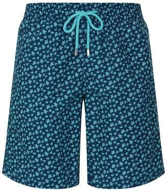 Vilebrequin Okoa Turtle Print Swim Shorts