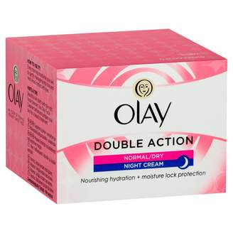 Olay Pink Double Action Normal/Dry Night Cream 50 mL