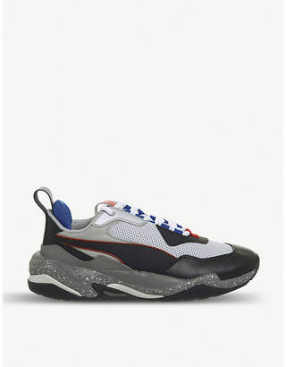 Puma Thunder Electric leather trainers