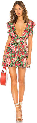 Majorelle Misty Dress
