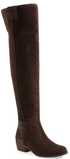 Sam Edelman 'Johanna' Over the Knee Suede Boot (Women)