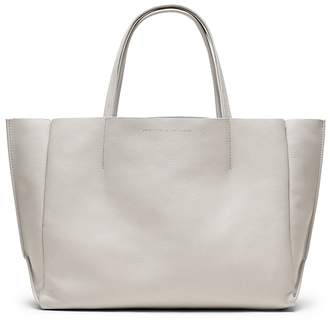 Banana Republic Ampersand as Apostrophe | Soft Large Sideways Tote