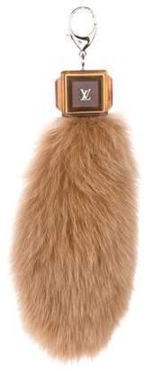 Louis Vuitton Foxy Bag Charm w/ Tags