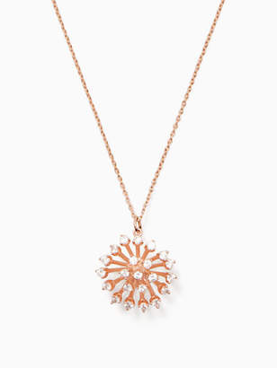 Kate Spade Flying colors sputnik mini pendant