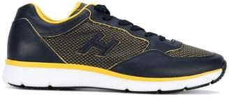 Hogan mesh-panelled sneakers