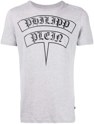 Philipp Plein gothic logo T-shirt
