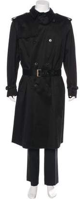 Louis Vuitton Layered Trench Coat