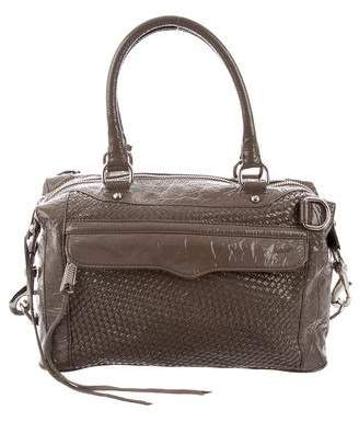 Rebecca Minkoff Patent Leather Morning After Bag