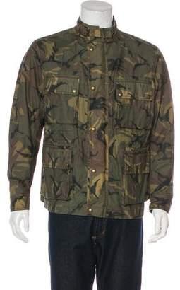 Belstaff Camouflage Tyefield Jacket w/ Tags