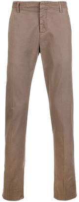 Dondup straight trousers