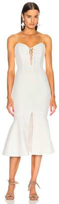 Nicholas Flip Hem Dress