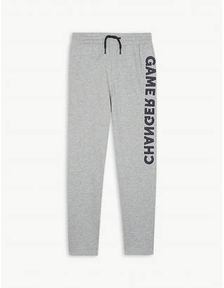 Molo Game Changer cotton jogging bottoms 4-14 years
