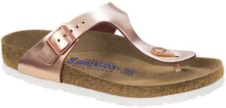 Birkenstock Womens Leather Thong Sandals