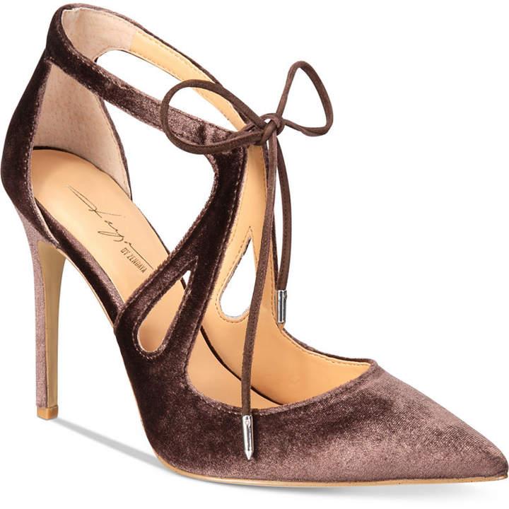 Daya by Zendaya Aaron Lace-Up Pumps Women's Shoes
