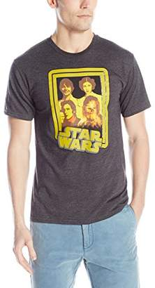 Star Wars Men's Family Photo 1 T-Shirt