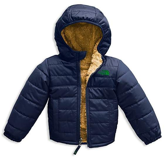 The North Face® Boys' Storm Reversible Quilted Fleece Jacket - Little Kid