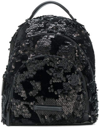KENDALL + KYLIE Kendall+Kylie sequinned small backpack