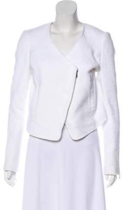 Tibi Structured Long Sleeve Blazer