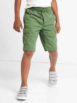 Pull-on cargo shorts $29.95 thestylecure.com