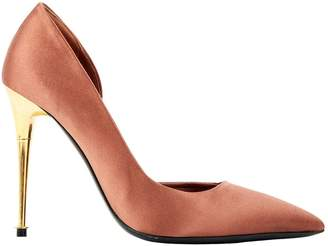 Tom Ford Brown Cloth Heels