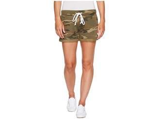 Alternative Burnout French Terry Lounge Shorts Women's Shorts
