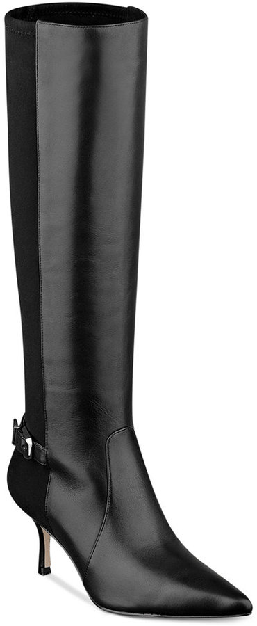 Ivanka Trump Izze Tall Dress Boots - Macy's Exclusive