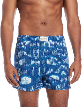 Lucky Brand 3-Pack Woven Printed Boxers