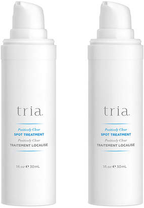 Tria Beauty 1Oz Twin Pack Positively Clear Spot Treatment