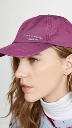 8f677fbd4d3 Acne Studios Carliy Dye Baseball Hat
