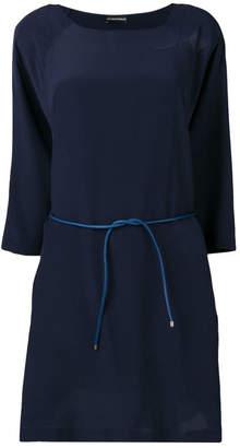 Emporio Armani Short Silk Dress