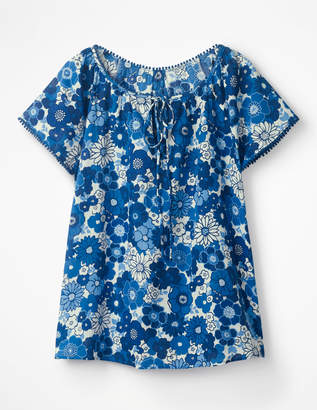 Boden Gauzy Beach Top