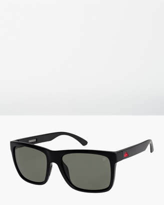 Quiksilver Mens Charger Polarized Floatable Sunglasses