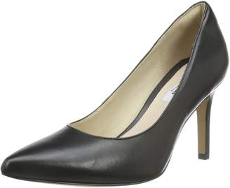 La Redoute Clarks Womens Dinah Keer Patent Leather Pointed Toe Heels