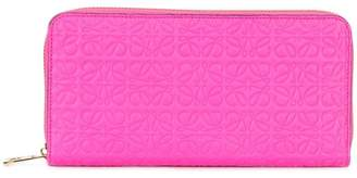 Loewe zipped wallet