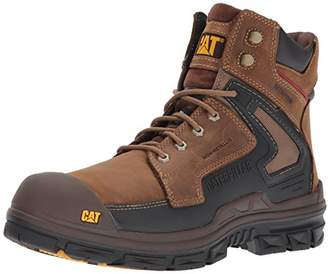 Caterpillar Men's Chassis Waterproof Nano Toe Industrial and Construction Shoe