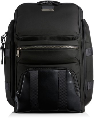 Tumi Alpha Bravo Tyndall Black Backpack