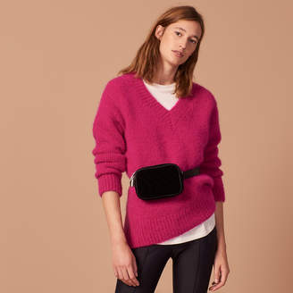 Sandro Mohair sweater