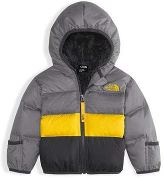 The North Face Boys' Moondoggy 2.0 Down Quilted Jacket, Gray, Size 3-24 Months