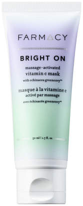 FARMACY Farmacy Bright On Massage-Activated Vitamin C Mask with Echinacea GreenEnvy